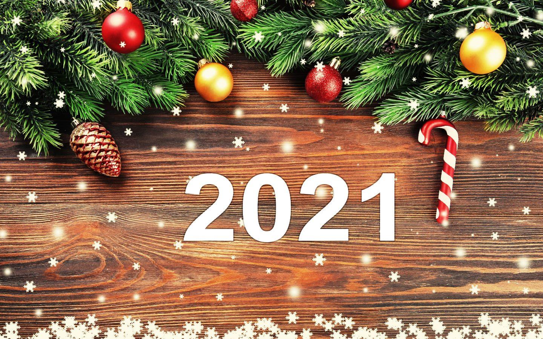 Наши поздравления с Рождеством и Новым годом!